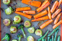 GF/DF Veggies & Sides / by Amy Smith