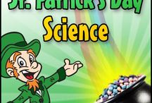 St. Patrick's Day Science Ideas / St. Patrick's Day Science lessons and Ideas / by SEED - Schlumberger Excellence in Education Development