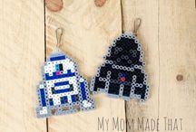 Hama Beads Star Wars