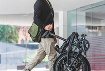 Vélo pliant à courroie Tern