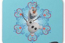 Disney Frozen Collectibles