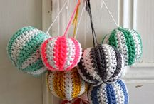 Crochet - Christmas/Winter / All crochet ideas/patterns here have a Christmas or winter theme