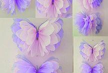 farfalle le le colorate
