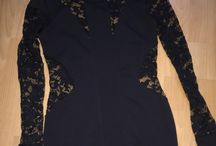 Asos sexy lace dress sz10
