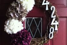 Wreaths / by Cindy Stone