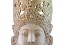 Objets d'Art / Unique collection of handmade, Sri Lankan art pieces, created using techniques from thousands of years of artistry and traditions, offers you a wide variety of unique pieces to collect and enhance your home's style.