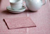 Table cloth + Linens