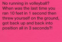 Volleyball / Sports