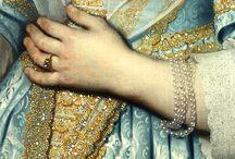 dettagli di un barocco romanticismo
