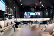 STORES / FRANCHISSES Projects