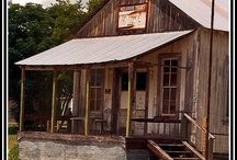 country stores / by Ron Moyers