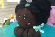 princesas candymimos black