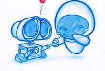 Podgy Panda doodles