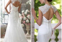 My Wedding: Dresses and hair / Wedding dresses and hairstyles