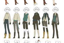Clothes&armour