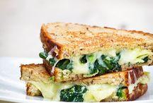 Soups, sandwiches & salads