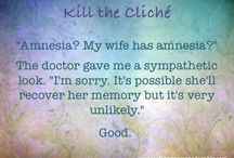 Kill the cliche