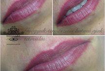 •Powder Lips•