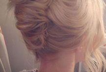 Beauty:Hair:Messy buns