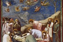 Painting - New Testament / Lamentation (also Deposition, Pieta) [John19:38-42]