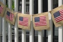 Patriotic particulars / by Bonnie Gale