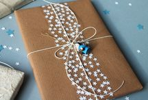 ~wrap it up~ / Gift wrapping inspiration / by Lou Archell | littlegreenshed