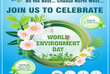 World Environment Day at North West on 5 June 2015