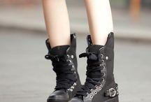 Zapatos creeper