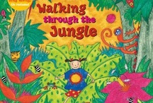 Preschool Jungle theme / by Amber Cunningham