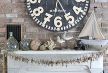Mantel Mania / Ideas galore to help explore those mountains of mantels for every season and every reason! / by Sue Zuehlke