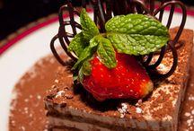 Decadent Desserts / Desserts