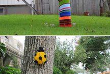 dekorace venkovní
