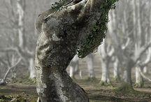 Göttinnen-Bäume
