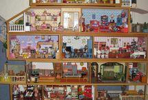 Lundby Puppenhäuser