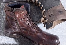 Men's Shoes in Large Sizes
