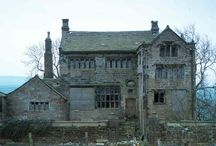 English abandoned manors