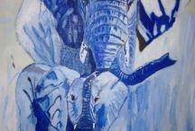 Meine Malerei