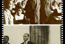 Unutulmaz büyük lider Gazi Mustafa Kemal Atatürk