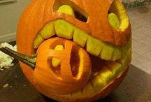 Pumpkin carving  / by aLe GrIfFiTh