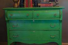 New stuff....Old stuff...DIY stuff / by Tommie Sue Pierce Moore