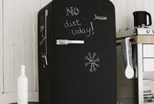 Chalkboard idea