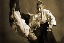Martial Arts throws