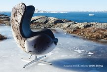 INUIT FUR PRODUCTS / SEAL FUR PRODUCTS, MOUSKUS OX PRODUCTS, GREENLAND SHARK