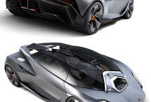 Cars / Futuristic cars