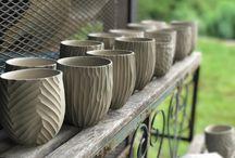 Textured ceramics
