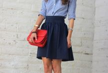 Skirt / Fashion