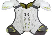 Men's Lacrosse Shoulder Pads