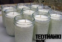 Crafts - Candles / by Teresa Pannell