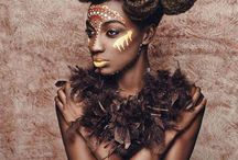 Historical African Hairstyles