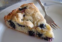 Recipes - Blueberries! / Recipes using blueberries.
